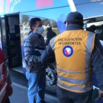 Sin C19 no se puede viajar: Controlan a buses interurbanos por Fiestas Patrias