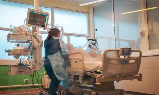 Retoman visitas a pacientes hospitalizados en el Hospital Regional de Rancagua