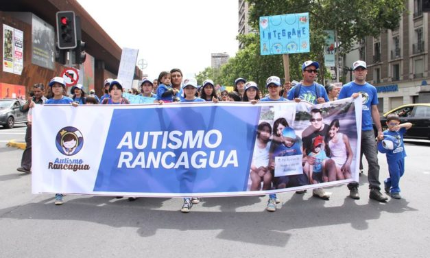 Agrupación Autismo Rancagua convoca a participar de marcha este sábado